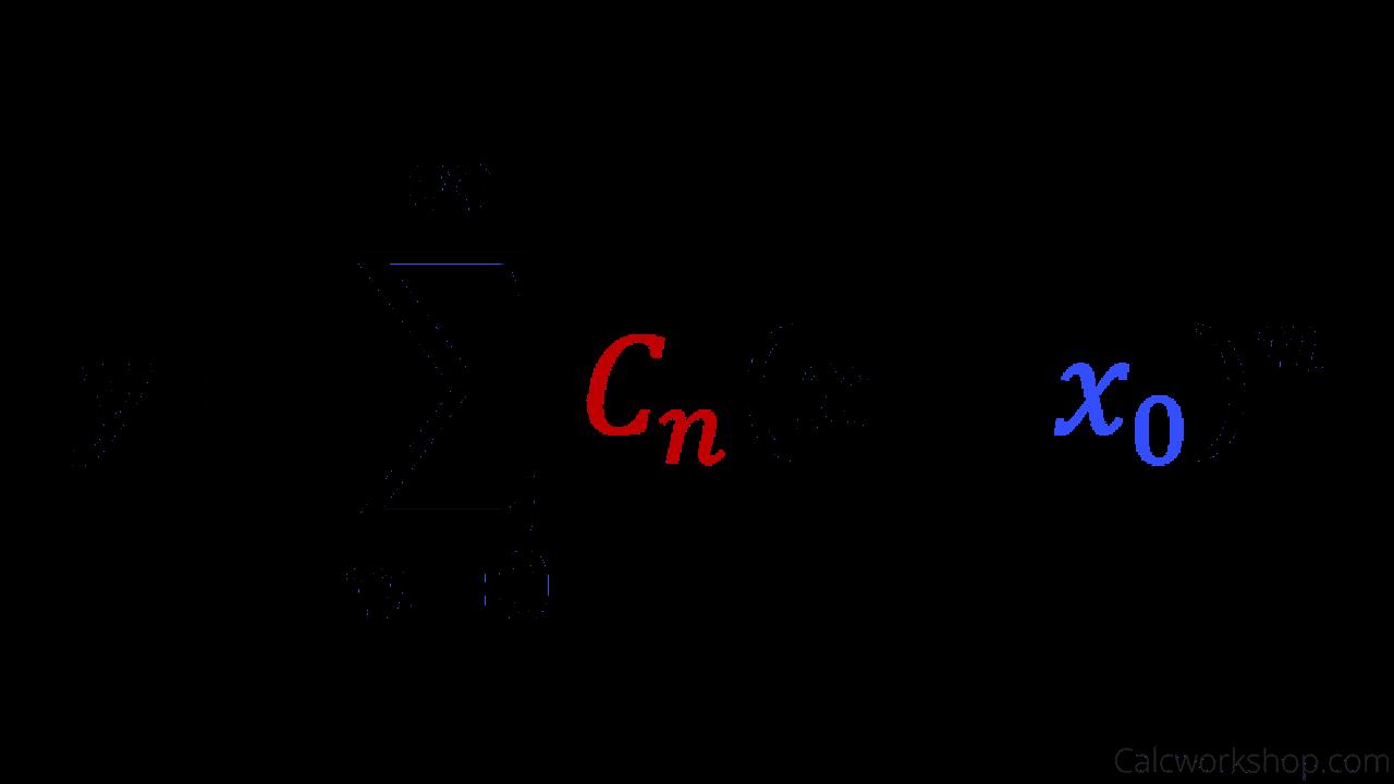 power-series-formula